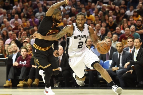 Game Preview: San Antonio Spurs vs. Cleveland Cavaliers