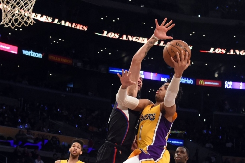 Tank Watch: The Lakers are barely hanging on to the second-worst record in the NBA