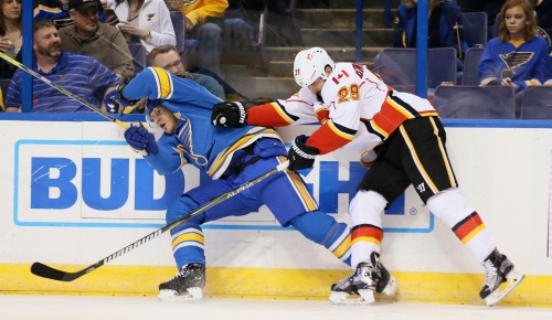 Preview: Blues vs. Coyotes