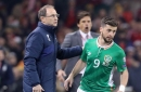 How Shane Long used his wife's pregnancy to comfort Seamus Coleman