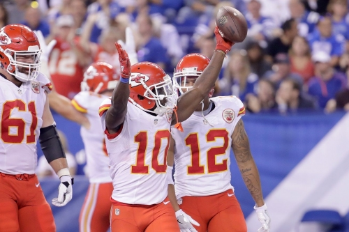 Will Chiefs be part of the NFL playoffs turnover?