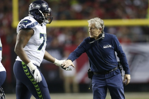 Century Links 3/27: Seattle Shows Confidence in OL during FA, and other Seahawks News
