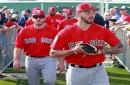 Red Sox option Blake Swihart to Triple-A to start the season
