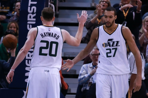Utah Jazz playoffbound behind Hayward Gobert, but who makes them a Big Three?