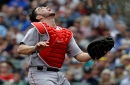 Boston Red Sox option Blake Swihart to Pawtucket; Sam Travis reassigned to minors (among 4 moves)