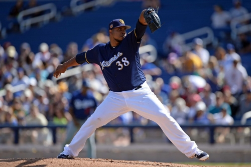 Texas Rangers potentially interested in Wily Peralta, per report