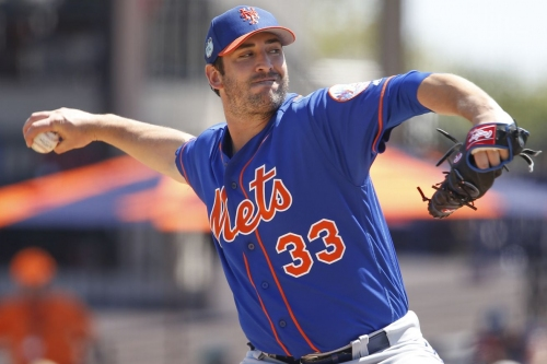 Mets Morning News: A happy Harvey day, a not-so-happy Matz Day
