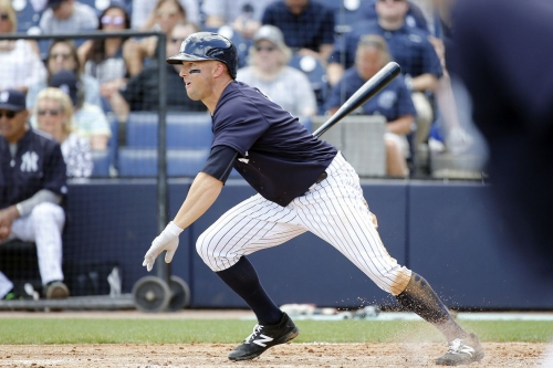 What should the Yankees' batting order look like this season?