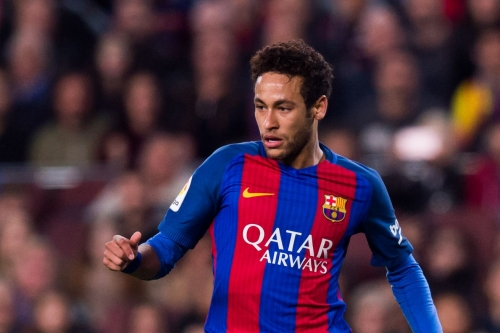 Manchester United will pay A GAZILLION SQUILLION pounds for Neymar, apparently