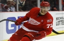 Watch highlights of Red Wings' 3-2 OT win over Minnesota Wild