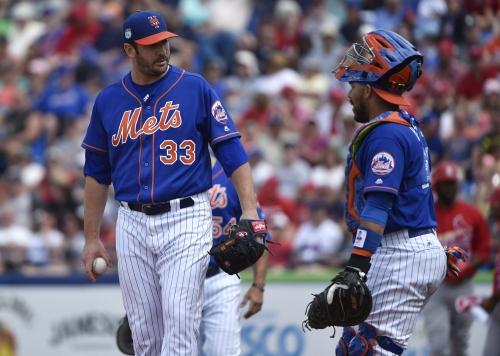 Why Mets' Matt Harvey needed a solid spring training start