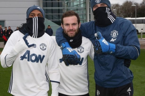 Manchester United midfielder Juan Mata reveals 'decisive' period