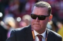 Redskins president Bruce Allen explains the timing of GM Scot McCloughan's firing