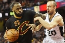 Cavs, now tied for best record in East, travel to San Antonio