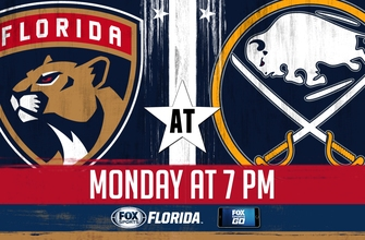 Florida Panthers at Buffalo Sabres game preview