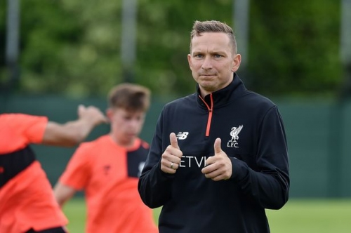Lijnders stays at Liverpool despite interest of 'several clubs' - but admits ambition is to take top job