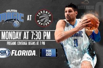 Orlando Magic at Toronto Raptors game preview