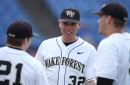 Wake Forest ranked No. 24 in Baseball America's Poll