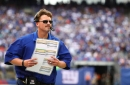Giants have 'questioned' Ben McAdoo over calling offensive plays