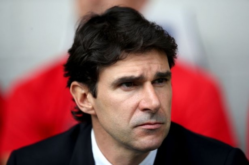 One fan tried a crafty way of trying to find out why Aitor Karanka left Boro