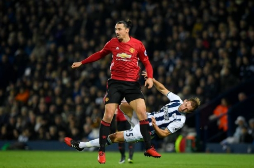 Manchester United will be without these SEVEN stars for West Brom clash