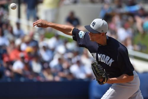 Yankees Making the Team Meter: Pitchers - Week Four