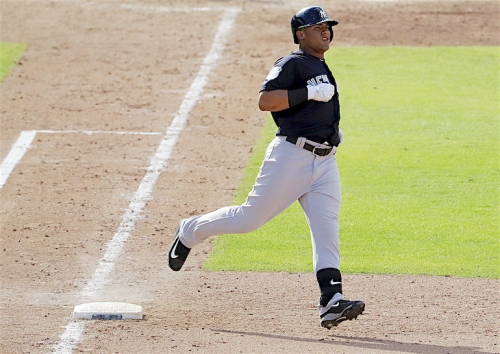 Yankees' top prospect Gleyber Torres wins another award