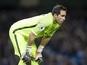 Claudio Bravo denies Manchester City exit reports