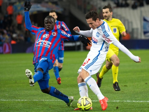 N'Golo Kante admits he wanted to join French side Marseille before helping Leicester City to win the Premier League