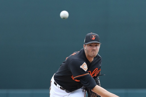 Orioles officially name Kevin Gausman their Opening Day starter