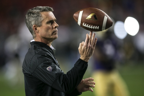 UW's Chris Petersen on young defensive backs: 'It's time for them to shine'