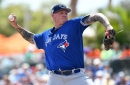 Mat Latos told he's not making the Blue Jays