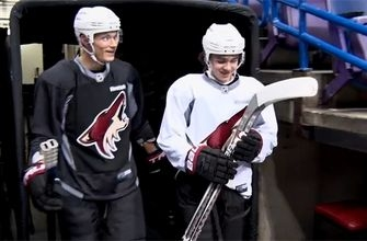 Preview: Coyotes at St. Louis Blues, 4:30 p.m., FOX Sports Arizona