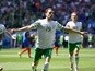 Robbie Brady to captain Republic of Ireland in Seamus Coleman absence