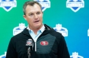 49ers general manger says Raiders fans should 'come jump on our train'