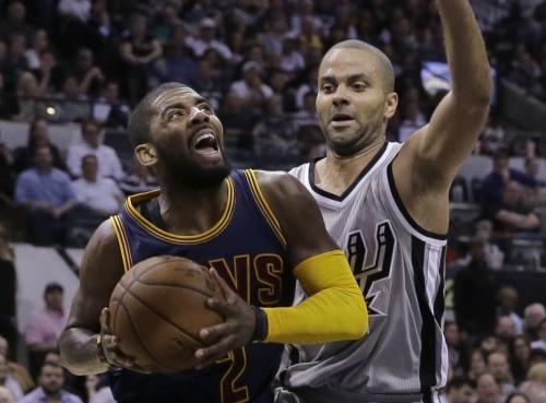 Cavs vs. San Antonio Spurs: Live updates, score and chat Game 73