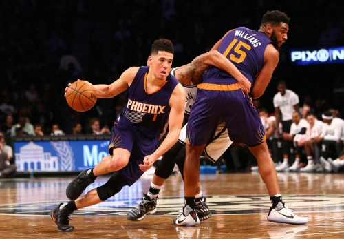 What do we make of Devin Booker?