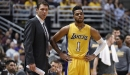 D'Angelo Russell Ready To 'Compete' In Lakers Last Nine Games