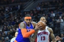 Game Thread: Knicks vs. Pistons- 03/27/17