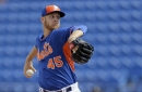 Zack Wheeler's 'big day' gives Mets dicey rotation option
