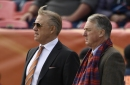 Broncos' Joe Ellis provides updates on Pat Bowlen, stadium naming rights, John Elway contract