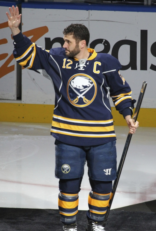Gionta scores in 1,000th game, Sabres beat Panthers 4-2 The Associated Press