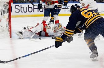 Marchessault continues torrid scoring streak but Panthers fall to Sabres