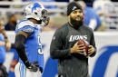 DeAndre Levy was cut by Detroit because of his production and age, not politics