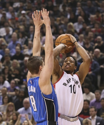 Raptors rip Magic for their sixth straight win [Video]