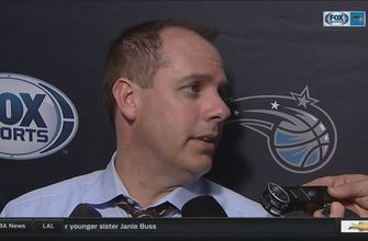 Frank Vogel expresses his disappointment in Monday's loss to the Raptors
