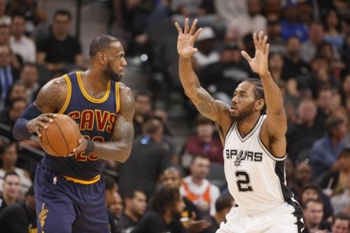 Spurs Playbook: Kawhi rejects LeBron