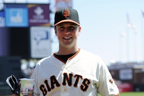 Buster Posey is 30 today, and you are old