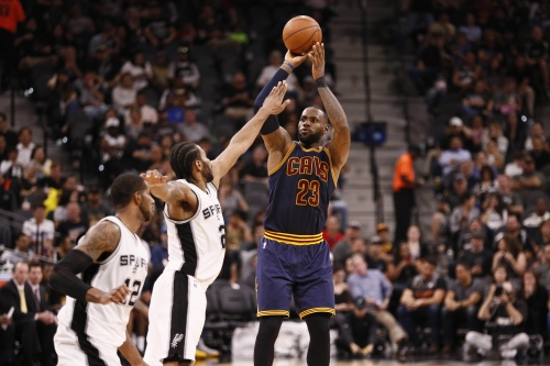 Cavs loss to Spurs shakes up NBA's Eastern Conference for Wizards, Celtics and others
