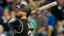 Colorado Rockies OF David Dahl says he will miss home opener